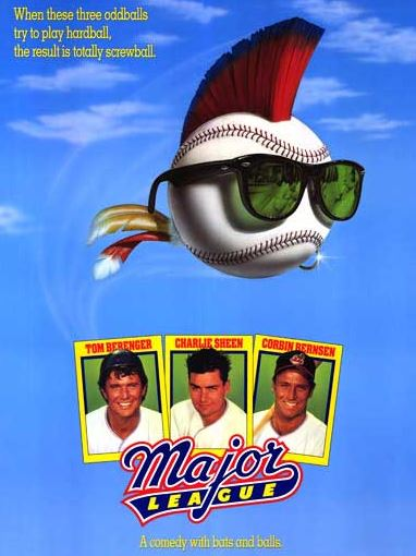 Top 10 Best Sports Movies of All time, Major League