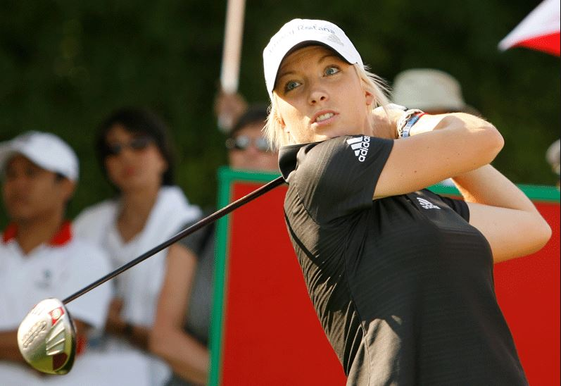 Melissa Reid (Golf)  IMAGES, GIF, ANIMATED GIF, WALLPAPER, STICKER FOR WHATSAPP & FACEBOOK