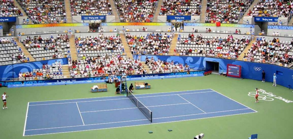 Top 10 Best Indoor Tennis Courts in The World | Tennis Court Surfaces, National Tennis Center