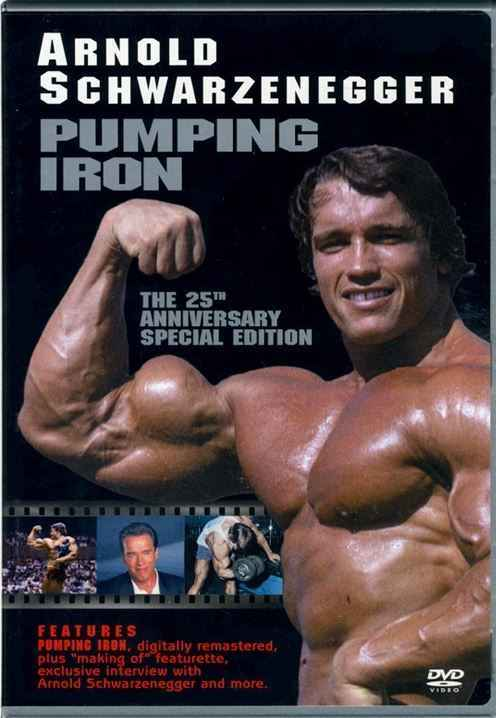 Top 10 Best Sports Documentaries of All time, Pumping Iron (1977)