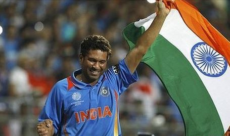 ICC World Cup records just before Cricket World Cup 2015, Sachin Tendulkar, most runs