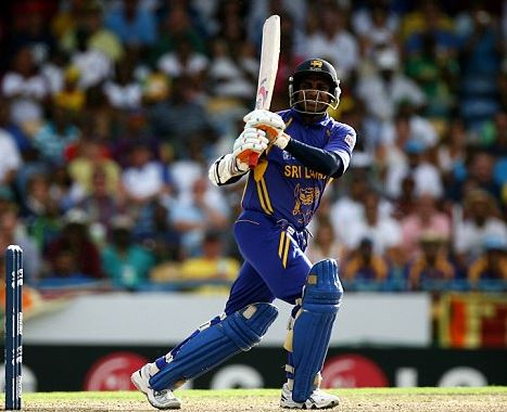 Top 10 Batsmen with Most Sixes in ODI Cricket, Sanath Jayasuriya