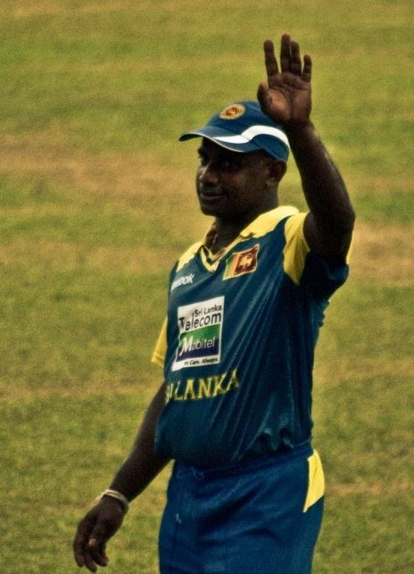 Top 10 Highest Runs Scorers in ICC World Cups, Sanath Jaysuriya