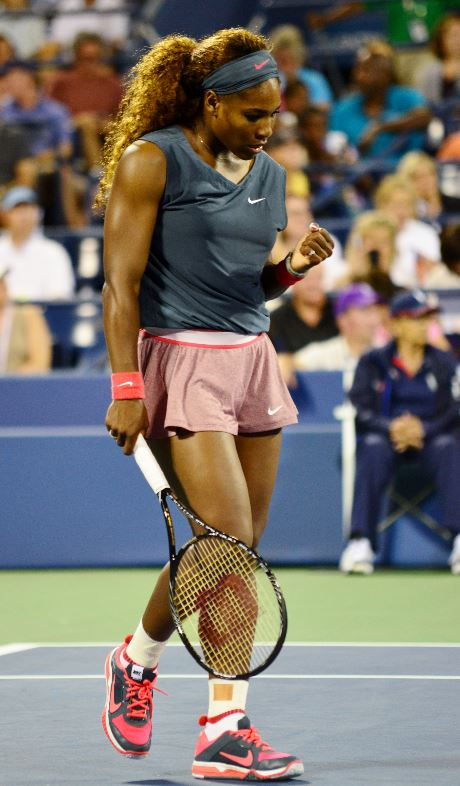 Top 10 Highest Paid Female Athletes in the world 2015, Serena Williams, american tennis star, richest tennis player