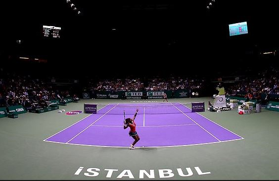 Top 10 Best Indoor Tennis Courts in The World | Tennis Court Surfaces, Sinan Erdem Dome