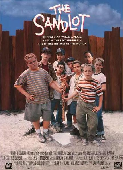 Top 10 Best Sports Movies of All time, The Sandlot