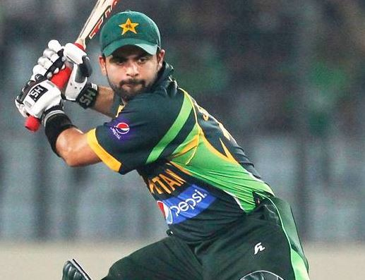 Top 10 Best Young Cricketers in 2015 ICC World Cup, ahmed shehzad