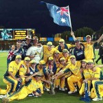 AUSTRALIA TO ENTER WORLD CUP ON TOP OF ICC RANKINGS