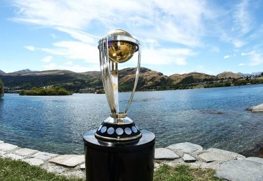 ICC World Cup records just before Cricket World Cup 2015, icc trophy