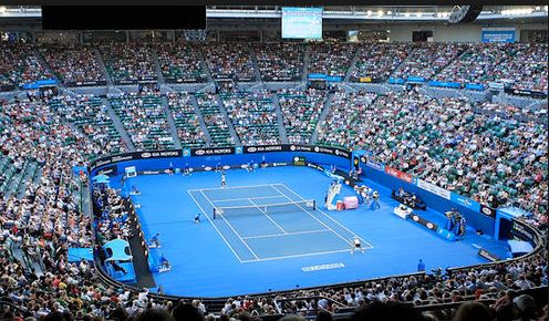 Top 10 Best Indoor Tennis Courts in The World | Tennis Court Surfaces, o2 arena