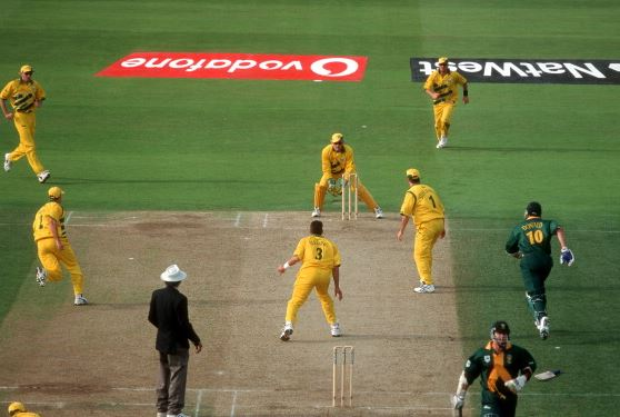 ICC Cricket World Cup 2015: Pressure is South Africa's Toughest Opponent, south africa vs australia 1999 world cup semi final