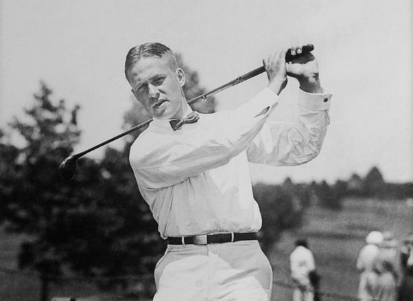 Top 10 Best Golfers of all time, BOBBY JONES