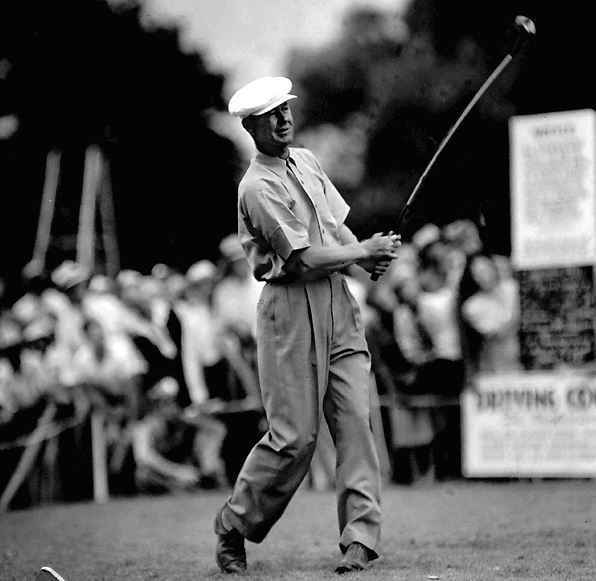 Top 10 Best Golfers of all time, BYRON NELSON
