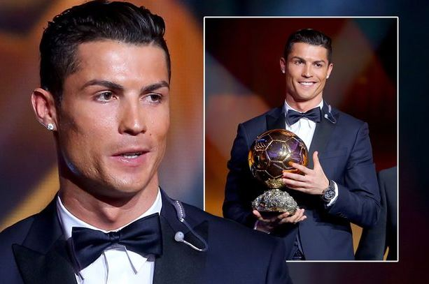 Cristiano Ronaldo Net Worth 2015, Cristiano Ronaldo awards