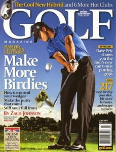 List of Top 10 Best Sports Magazines of All time, Golf Magazine