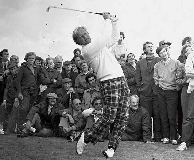 Top 10 Best Golfers of all time, Jack Nicklaus