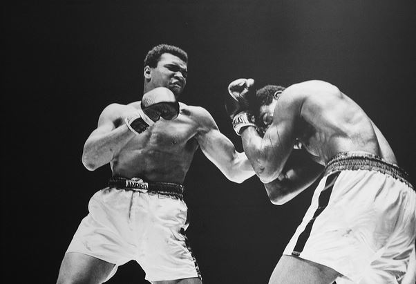Top 10 interesting Muhammad Ali facts, Muhammad Ali vs Tunney Hunsaker