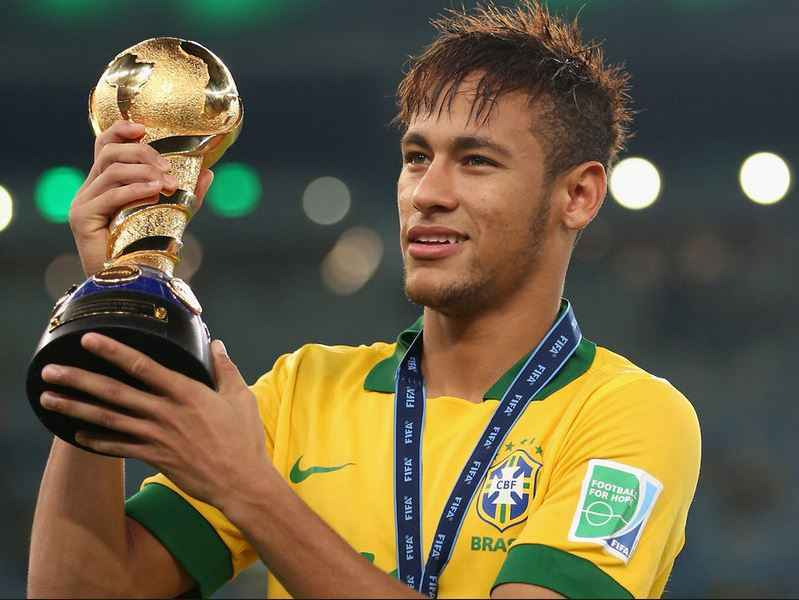 Neymar Net Worth 2015, Neymar in Brazil