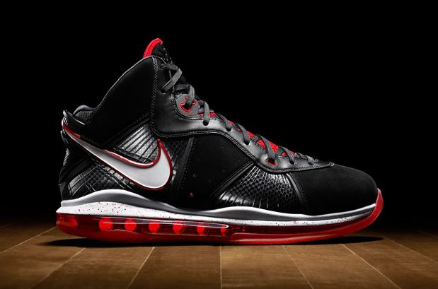 Top 10 Best Basketball Shoes of all time, Nike Air Max LeBron 8