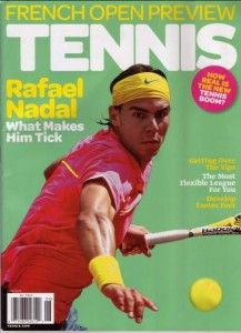 List of Top 10 Best Sports Magazines of All time, Tennis