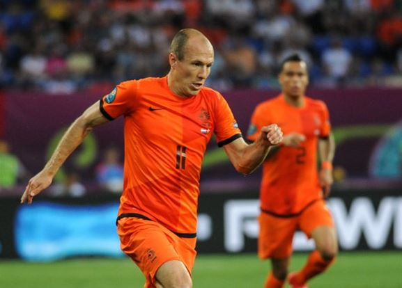 World Football Hall of Fame 2015 Members, Arjen Robben