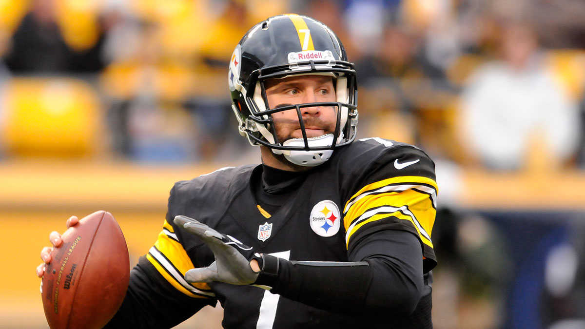 Top 10 Highest Paid NFL Players 2015, Ben Roethlisberger