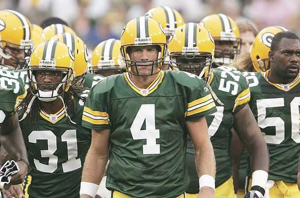 Top 10 Best NFL Quarterbacks of All time, Brett Favre
