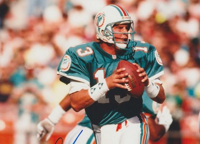 Top 10 Best NFL Quarterbacks of All time, Dan Marino