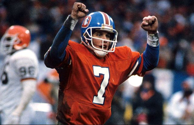 Top 10 Best NFL Quarterbacks of All time, John Elway