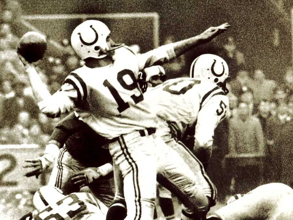 Top 10 Best NFL Quarterbacks of All time, Johnny Unitas