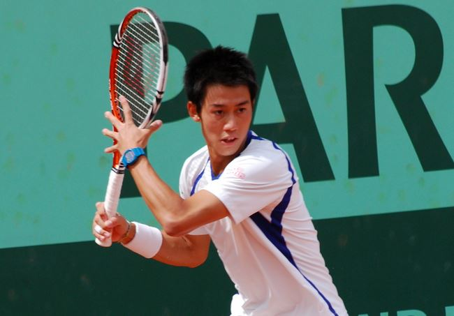 World Tennis Hall of Fame 2015 Members, Kei Nishikori