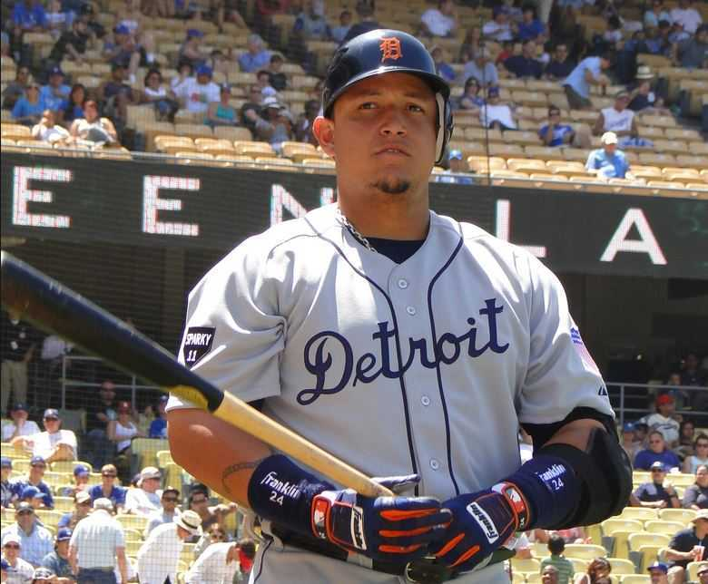 World Baseball Hall of Fame 2015 Members, Miguel Cabrera