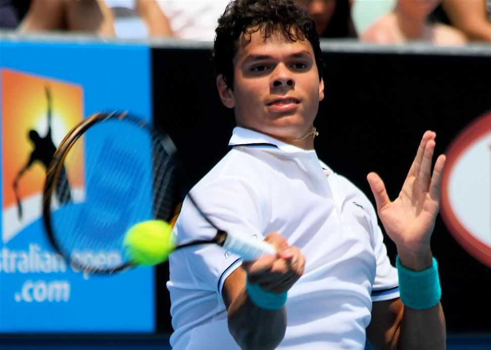 World Tennis Hall of Fame 2015 Members, Milos Raonic