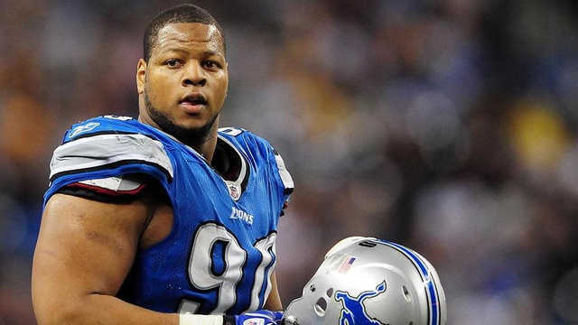 Top 10 Highest Paid NFL Players 2015, Ndamukong Suh