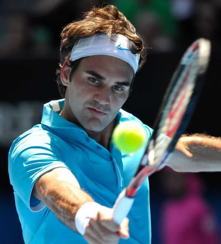 World Tennis Hall of Fame 2015 Members, Roger Federer