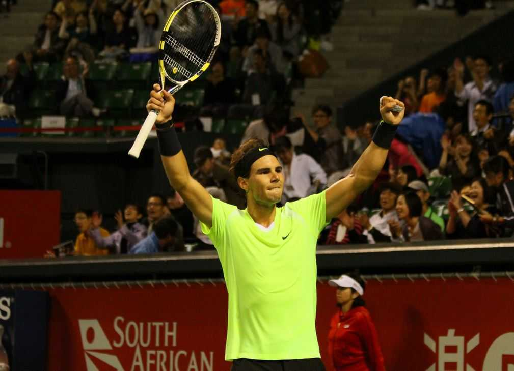 Top 10 Highest Paying Sports in the World 2015, TENNIS