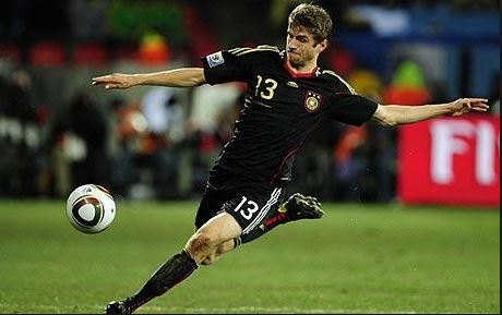 World Football Hall of Fame 2015 Members, Thomas Mueller