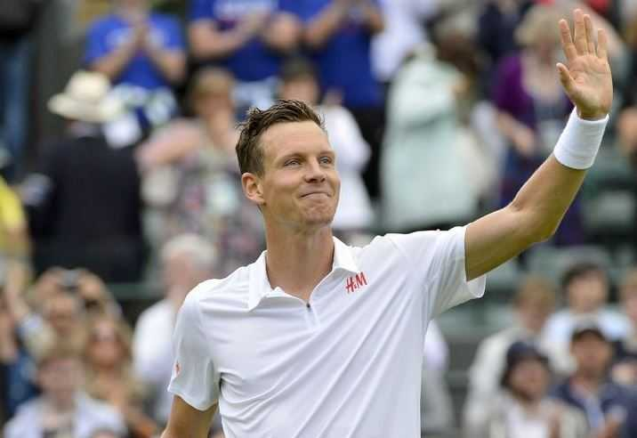 World Tennis Hall of Fame 2015 Members, Tomas Berdych