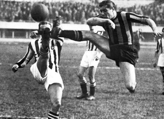 Serie A Top Goal Scorers of All time, Giuseppe Meazza