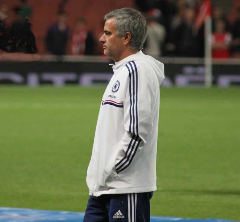 Cheslea Manager Jose Mourinho Net Worth 2015, Jose Mourinho at chelsea