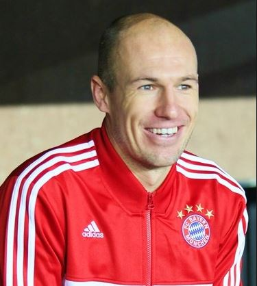 Bayern Munich's 2014/15 End-of-Season Awards, Arjen Robben