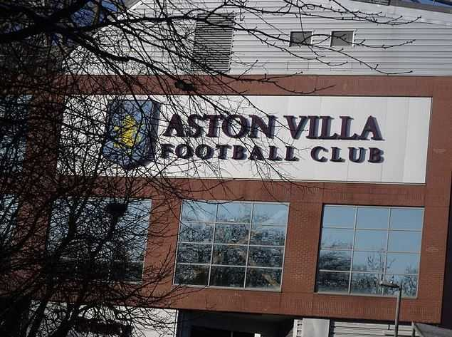 Top 10 Most Successful English Football Clubs, Aston Villa