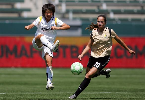 Top 10 Players at the 2015 Women's World Cup, Aya Miyama, Japan