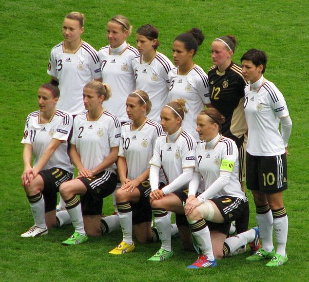 Top 10 FIFA Women's World Cup Records of All-time, German women's national soccer team