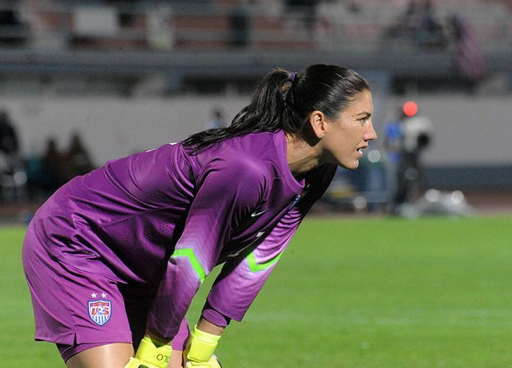 Hope Solo Net Worth 2015, Hope Solo2