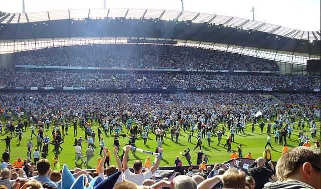 Top 10 Most Successful English Football Clubs, Manchester City