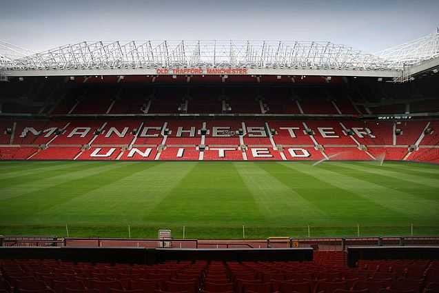 Top 10 Most Successful English Football Clubs, Manchester United