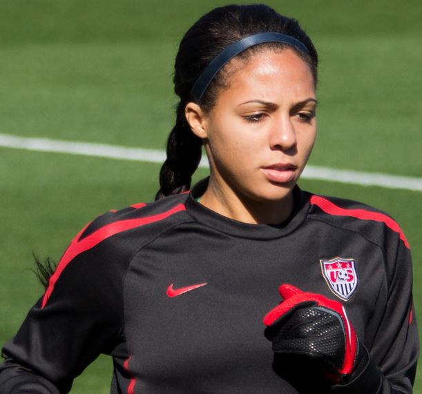 Top 10 Best looking Female Soccer Players 2015, Sydney Leroux