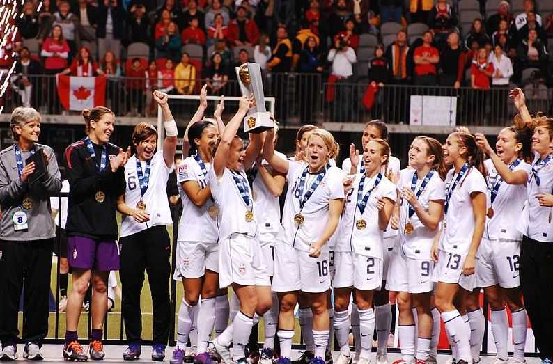 Top 10 FIFA Women's World Cup Records of All-time, USWNT
