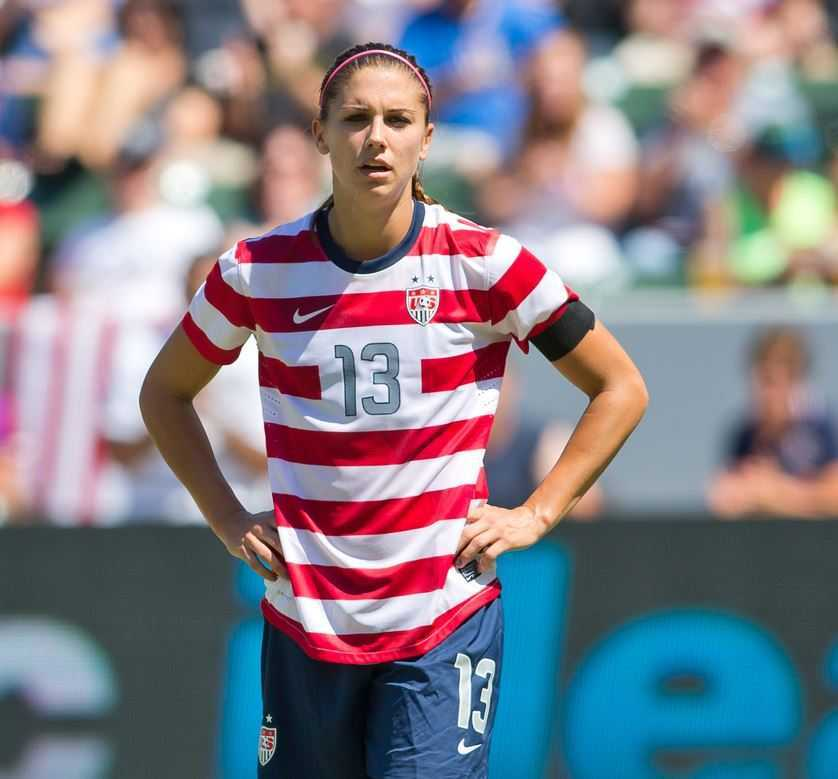 Alex Morgan Net Worth 2015, alex morgan3